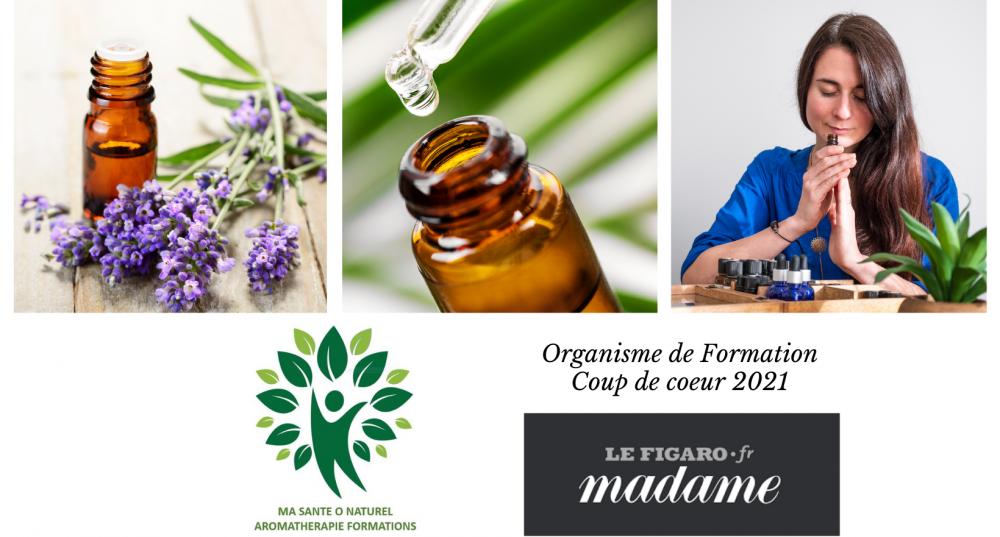 aromatherapie formation madame le figaro